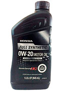 Honda Genuine Syntetic 0W-20