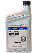 Honda Genuine 5W-30 Ultimate цена