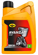 Kroon Oil Avanza MSP 0W-30 цена