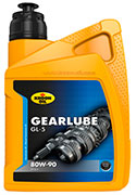 Kroon Oil Gearlube GL-5 80W-90