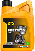 Kroon Oil Presteza MSP 5W-30