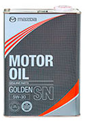 Купить Mazda Golden Motor Oil 5W-30