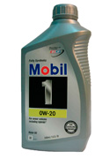 Моторное масло Mobil 1 0W-20