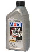Моторное масло Mobil Clean High Mileage 10W-40