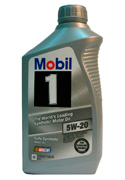 Моторное масло Mobil1 5W-20