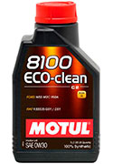 Цена на Motul 8100 Eco-clean 0W-30