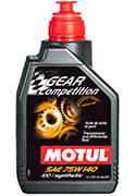 Цена на Motul Gear Competition 75W-140